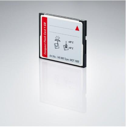 MCF1000, scheda di memoria