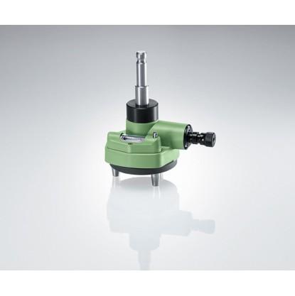 GZR103, supporto con piombo ottico