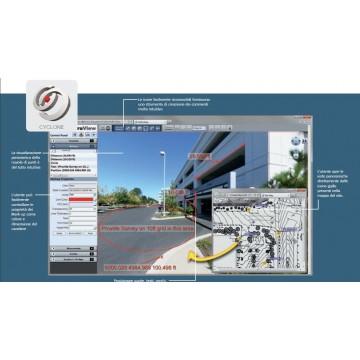 Corso Cyclone Publisher,  Leica TruView e TVG