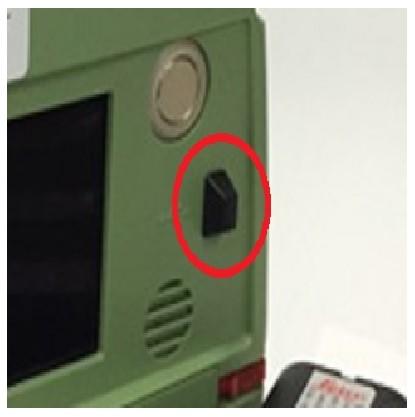 Tappo porta USB