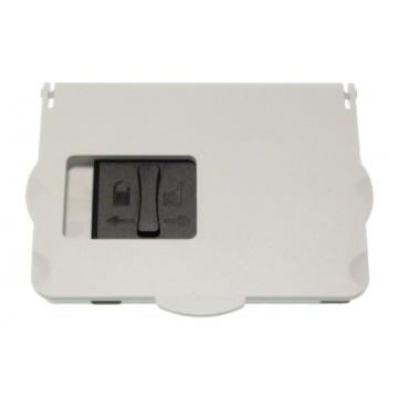 Sportello vano batteria (bianco)