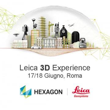 Leica 3D Experience